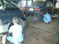 京北自動車整備
